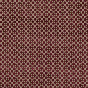 BF10826-474 INDUS VELVET Berry GP & J Baker Fabric