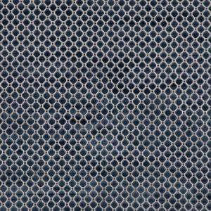 BF10826-680 INDUS VELVET Indigo GP & J Baker Fabric