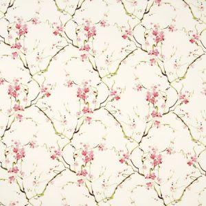 BIRDSALL FARM Petal Pink Carole Fabric