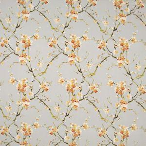 BIRDSALL FARM Silver Grey Carole Fabric