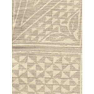 2290-01 BIRINDI Taupe on Tinted Quadrille Fabric