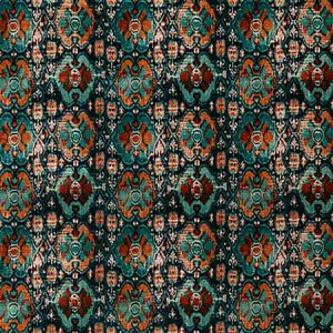BP10816-1 PETROPOLIS Teal GP & J Baker Fabric