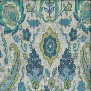 BRISTOL Aquamarine 521 Norbar Fabric