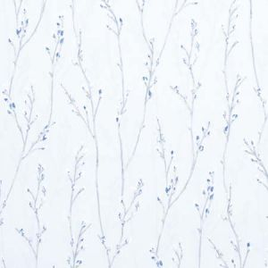 BUDDING ROMANCE Ice Cap Carole Fabric