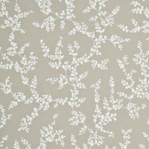 BW45037-1 SHADOW FERN Linen Ivory GP & J Baker Wallpaper