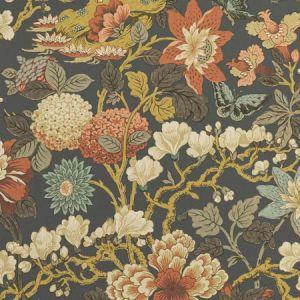 BW45092-3 MAGNOLIA Spice GP & J Baker Wallpaper