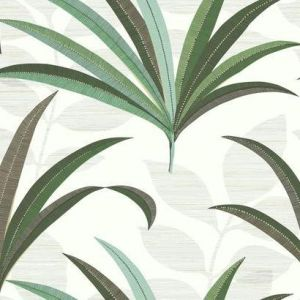 CA1553 El Morocco Palm York Wallpaper