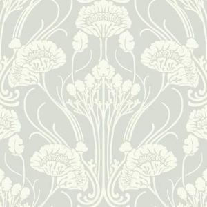 CA1567 Nouveau Damask York Wallpaper