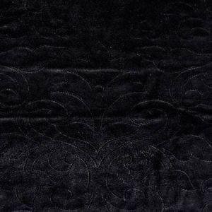 CH 0206 0662 CLASSIC VELVET Onyx Scalamandre Fabric