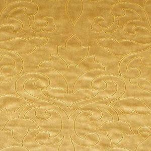 CH 0213 0662 CLASSIC VELVET Brass Scalamandre Fabric