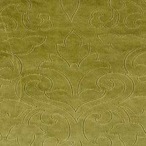 CH 0224 0662 CLASSIC VELVET Avocado Scalamandre Fabric