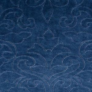 CH 0231 0662 CLASSIC VELVET Navy Scalamandre Fabric