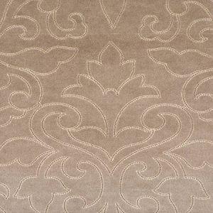 CH 0247 0662 CLASSIC VELVET Taupe Scalamandre Fabric
