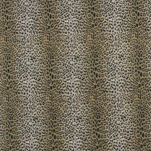 CHEETAH Sandstone Carole Fabric