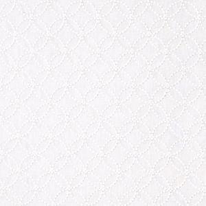 CIRCLE BACK Off White Carole Fabric