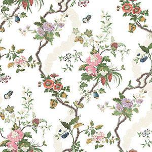 CL 000126728 APRILE Magnolia Scalamandre Fabric
