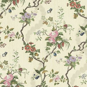 CL 000226728 APRILE Beige Scalamandre Fabric