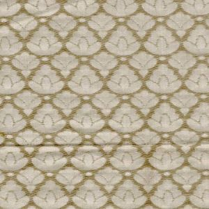 CL 0002 26714A RONDO FR Ivory Silver Scalamandre Fabric