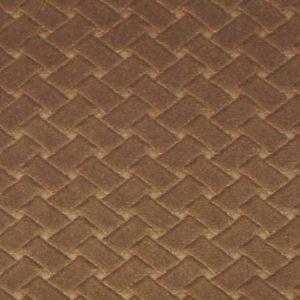CL 0006 36433 ARGO CANESTRINO Cammello Scalamandre Fabric