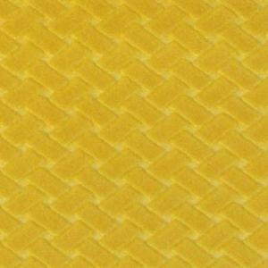 CL 0007 36433 ARGO CANESTRINO Giallo Scalamandre Fabric