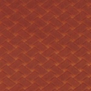 CL 0009 36433 ARGO CANESTRINO Paprika Scalamandre Fabric