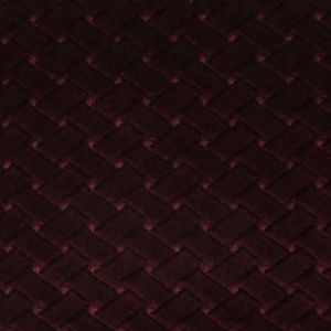 CL 0012 36433 ARGO CANESTRINO Bordeaux Scalamandre Fabric