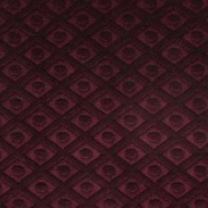 CL 0012 36434 ARGO TRELLIS Bordeaux Scalamandre Fabric