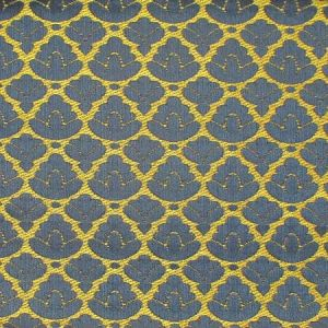 CL 0027 26714A RONDO FR Oro Bluette Scalamandre Fabric