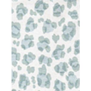 2100-12 CONGA LINE Pale Aqua on Tint Quadrille Fabric