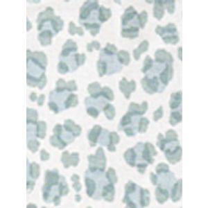 2100-12 CONGA LINE Pale Aqua on Tint Quadrille Fabric