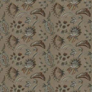 CORAZON Terra Cotta Stroheim Fabric