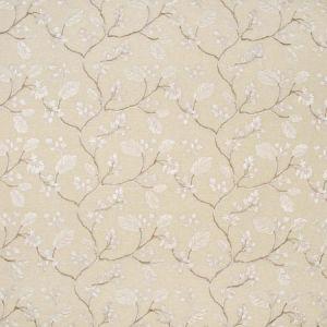 COTTAGE LAKE Linen Carole Fabric