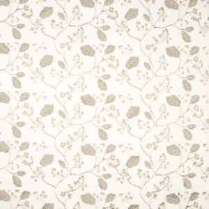 COTTAGE LAKE Natural Carole Fabric