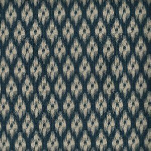 CRAFTY Indigo 593 Norbar Fabric