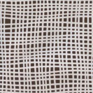 AP403-11 CRISS CROSS Brown On Off White Quadrille Wallpaper