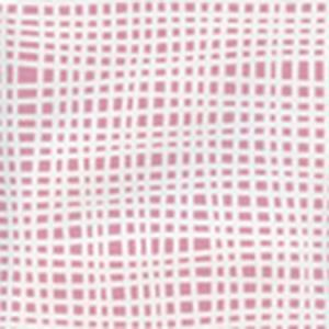 AP403-2 CRISS CROSS Pink On White Quadrille Wallpaper