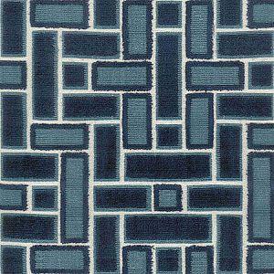 DEAN Indigo Norbar Fabric