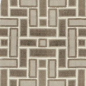 DEAN Taupe Norbar Fabric