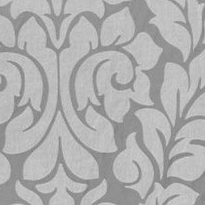 DEVIL Silver Norbar Fabric