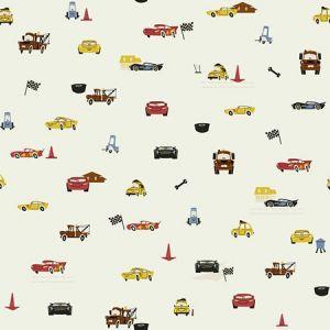 DI0922 Cars Spot York Wallpaper