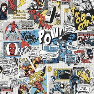 DI0944 Marvel Comic Sidewall York Wallpaper
