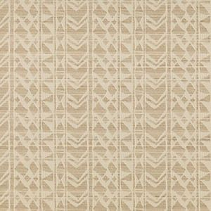 ED85318-104 BUTABU Ivory Threads Fabric