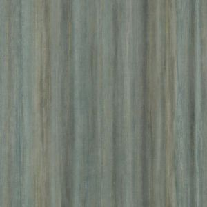 EW15025-615 PAINTED STRIPE Teal Threads Wallpaper