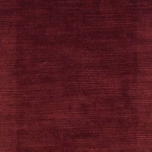 F0128/30 MAJESTIC VELVET Rosewood Clarke & Clarke Fabric