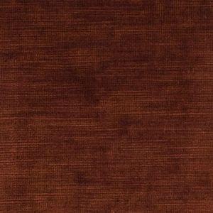 F0128/33 MAJESTIC VELVET Spice Clarke & Clarke Fabric