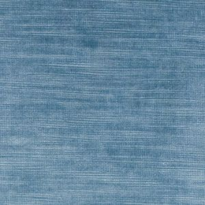 F0128/37 MAJESTIC VELVET Teal Clarke & Clarke Fabric