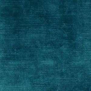 F0128/49 MAJESTIC VELVET Everglade Clarke & Clarke Fabric