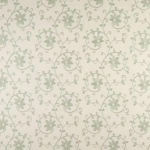 F0353/03 ASHLEY Eau De Nil Clarke & Clarke Fabric