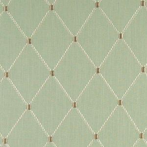 F0355/02 MARTON Eau De Nil Clarke & Clarke Fabric