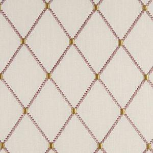 F0355/08 MARTON Rose Clarke & Clarke Fabric